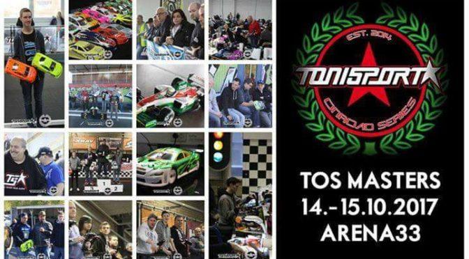 TOS Masters 2017 in der Arena33