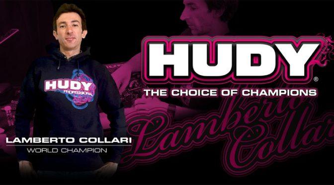 Lamberto Collari entscheidet sich für HUDY