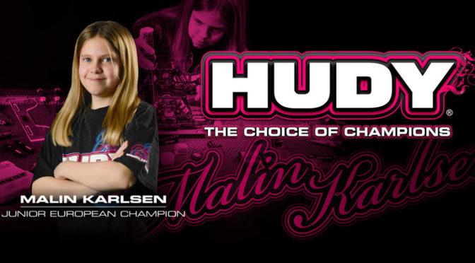Malin Karlsen entscheidet sich für HUDY