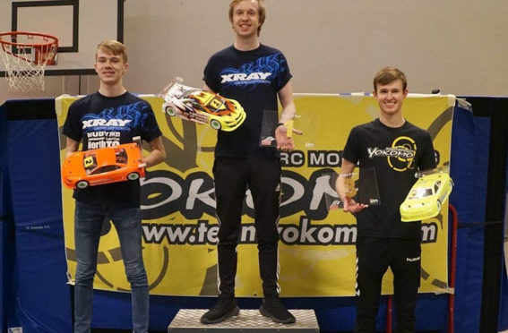 Mike Gosvig siegreich bei den Danish Nationals Round 2