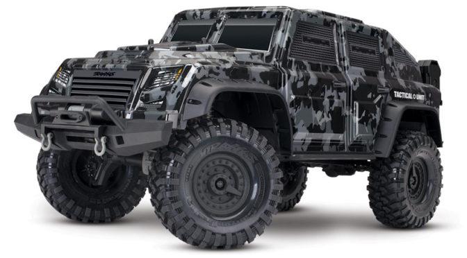Der TRX-4 Tactical Unit