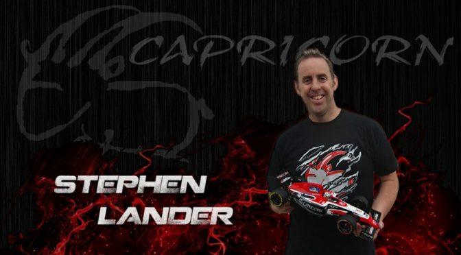 Stephen Lander wechselt zu Capricorn