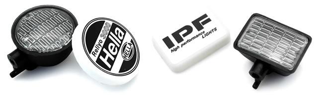 HRC Racing 1/10 Scale Hella und IPF LED Lights