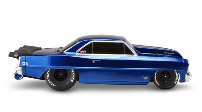 JConcepts – 1966 Chevrolet II Nova