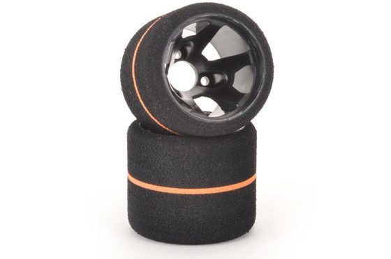 Contact RC – 'orange stripe' LMP12 Control Reifen