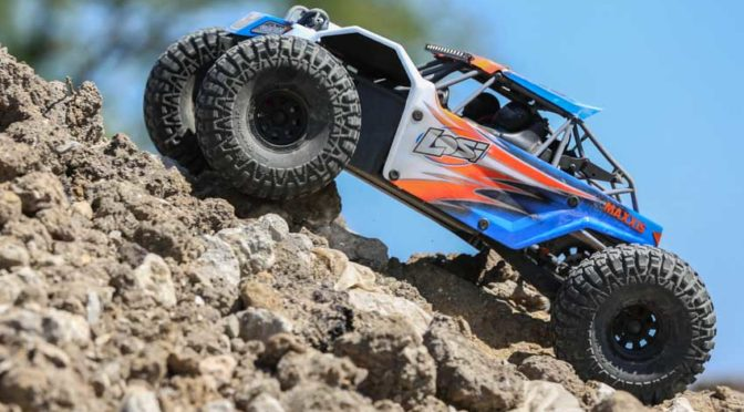 LOSI® ROCK REY 4WD 1:10 KIT