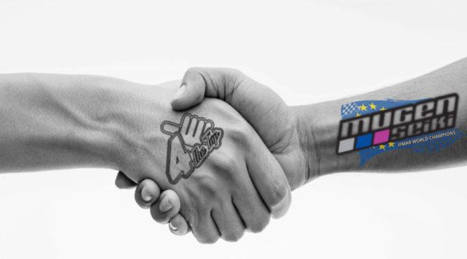 4theTop und Mugen Seiki Europe werden Partner