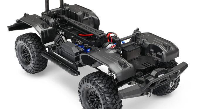 TRX-4 Unassembled Kit kommt 2018