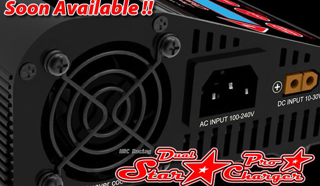 HRC Racing – Dual Star PRO Charger Teaser