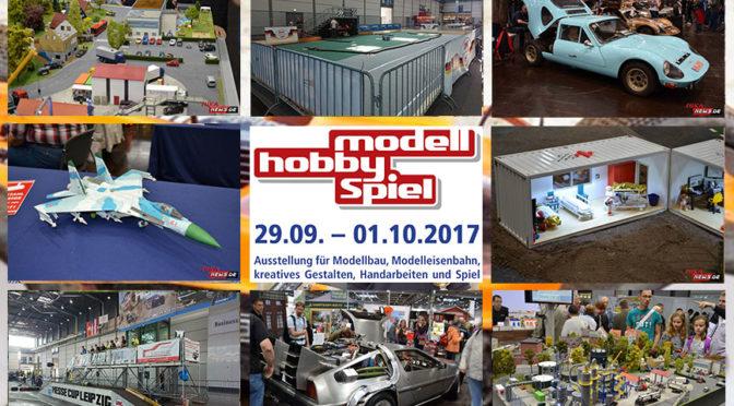 Abschlussbericht: 94.100 Besucher zur 22. modell-hobby-spiel