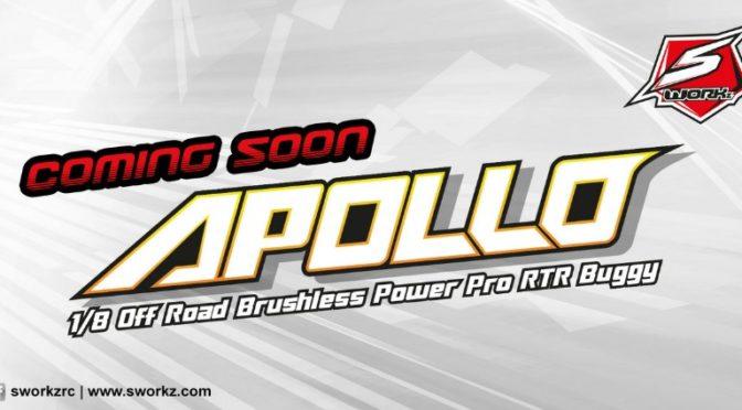 Sworkz Apollo Pro RTR 1/8 – demnächst