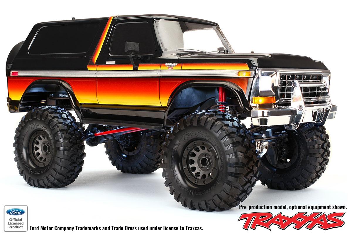 Ford Ranger Rc Car Body