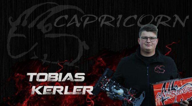 Tobias Kerler wechselt zu Capricorn RC