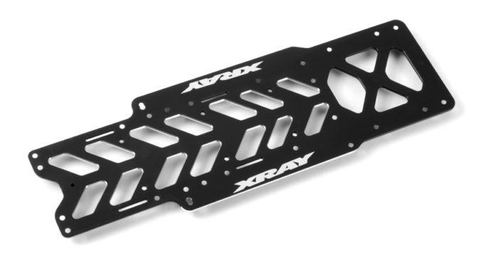 Xray – Neues Aluminium-Chassis für den X10`18