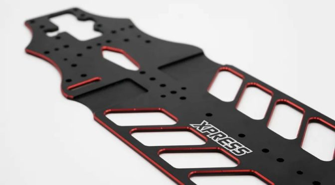 XPRESS – Aluminium-Chassis