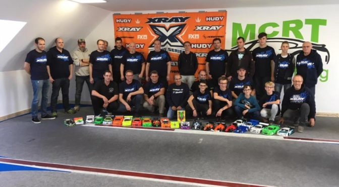 XRS Germany R1 beim MCRT-Aschaffenburg