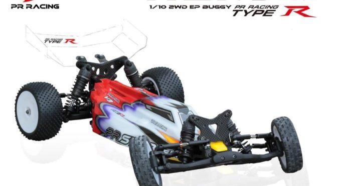 PR S1 V3 (FM) 2WD Buggy Pro + Type R