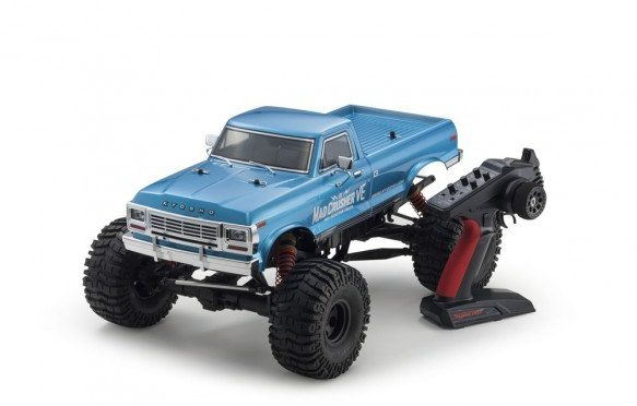 MAD CRUSHER VE 1:8 4WD READYSET EP
