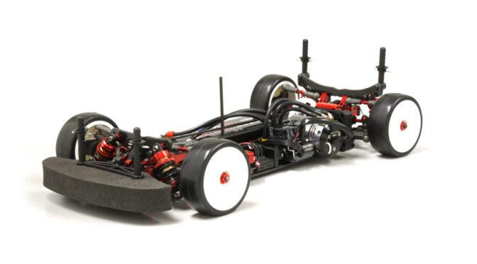 Kyosho TF-7.7 – Elektro 1/10 4WD