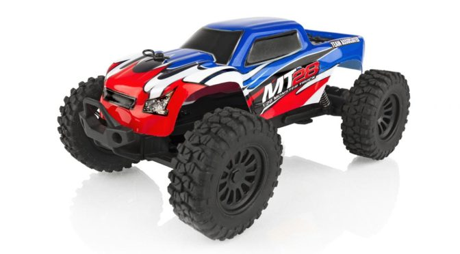 MT28 Ready-to-Run Monster Truck