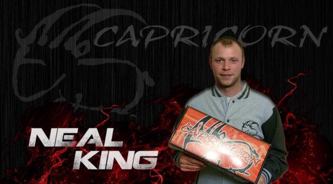 Neal King wechselt zu Capricorn und ONE
