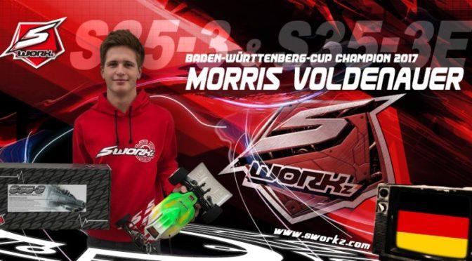 Morris Voldenauer wechselt zu SWORKz Team Germany.