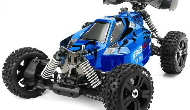 TM B8ER 1/8 Off Road Buggy – NEW 6S VERSION