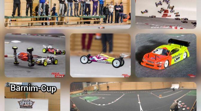 2.Lauf zum BARNIM-CUP 2017/2018