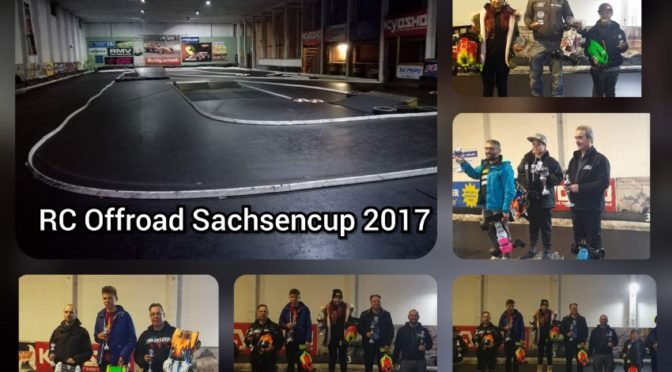 Finale zum RC Offroad Sachsencup 2017 in Munzig
