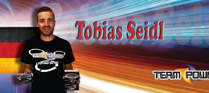 Tobias Seidl im Team Powers Factory Team