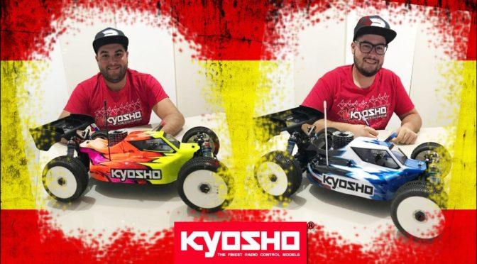 Baldo Brothers bei Kyosho Europe