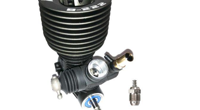 Bullitt Motor B222