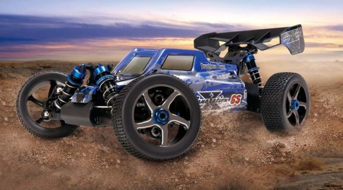 Reely 1:8 Elektro Buggy Generation X 6S RtR