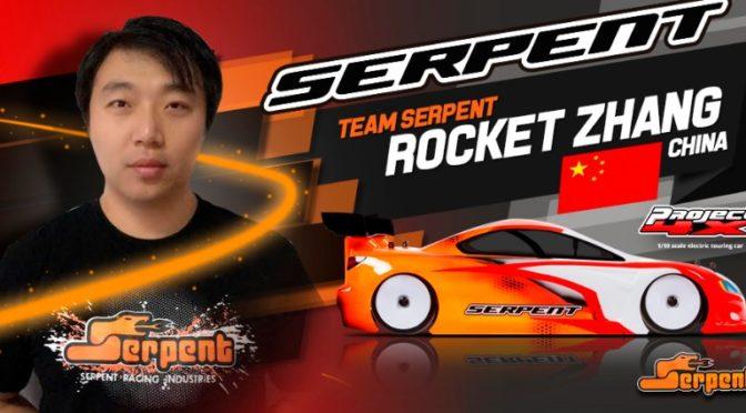 Rocket Zhang wechselt zu Serpent