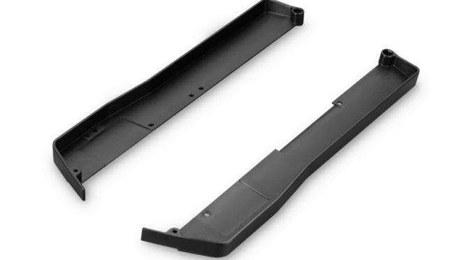 Xray XB4 Chassis-Seitenschutz – Medium