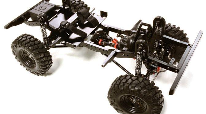 1/10 D90 GEN-2 ROLLER 4WD OFF-ROAD SCALE CRAWLER ARTR