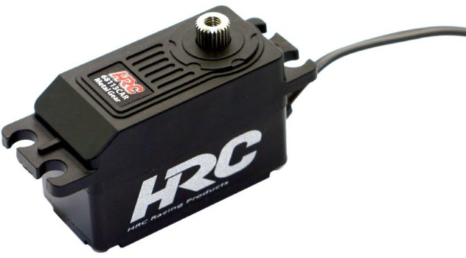 HRC Racing 68113CAR – Servo