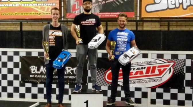 Niederländische National Championship in der Racing Arena Limburg