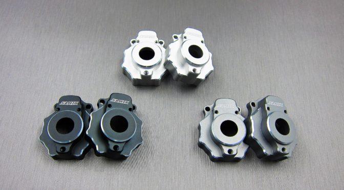 SamixRC – Aluminium-Abdeckung für den Traxxas TRX-4