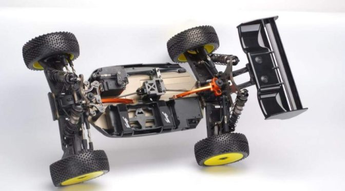 Team C – TM8E 1/8 Brushless Buggy