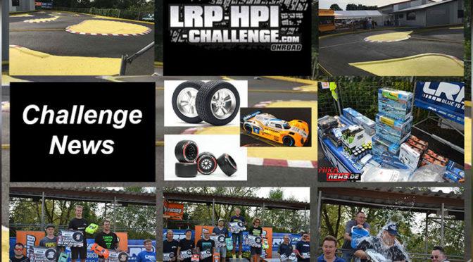 Neues bei der LRP-HPI-Challenge
