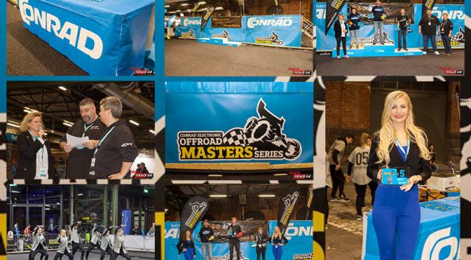 Conrad-Offroad-Masters – Mega-Event in Berlin gestartet