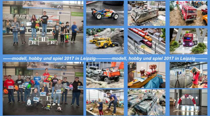 modell, hobby und spiel 2017 in Leipzig