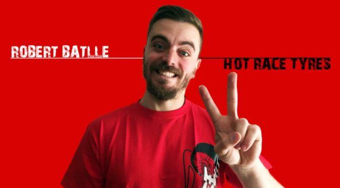 Robert Batlle unterschreibt bei Hot Race