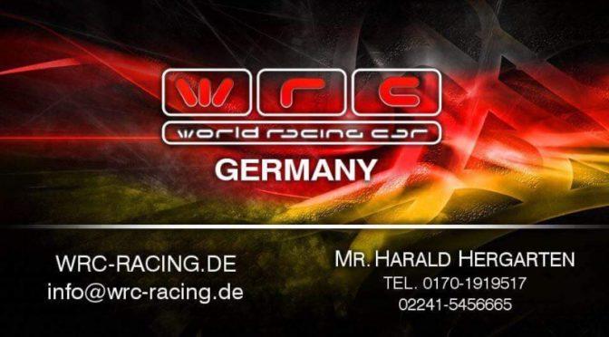 Neuer Distributor für WRC-Racing