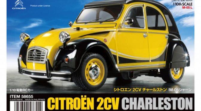 1:10 RC Citroen 2CV Charleston M-05