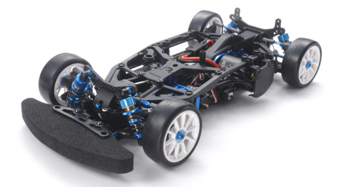 1:10 RC TA07R Chassis Kit