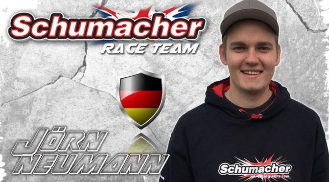 Jörn Neumann wechselt zu Schumacher Racing