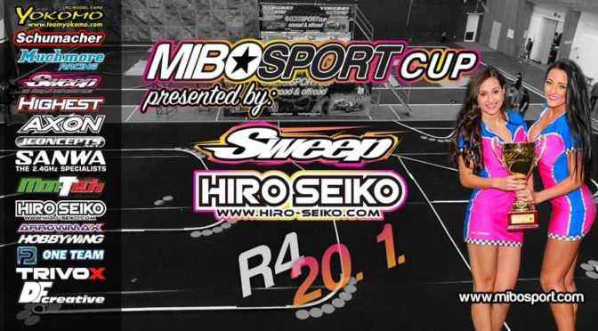 MIBOSPORT CUP ONROAD & OFFROAD – Round 4