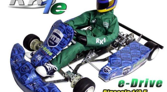 H.A.R.M – RK-1e Racing Kart mit Elektroantrieb